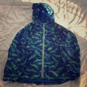 LL Bean wind/rain jacket